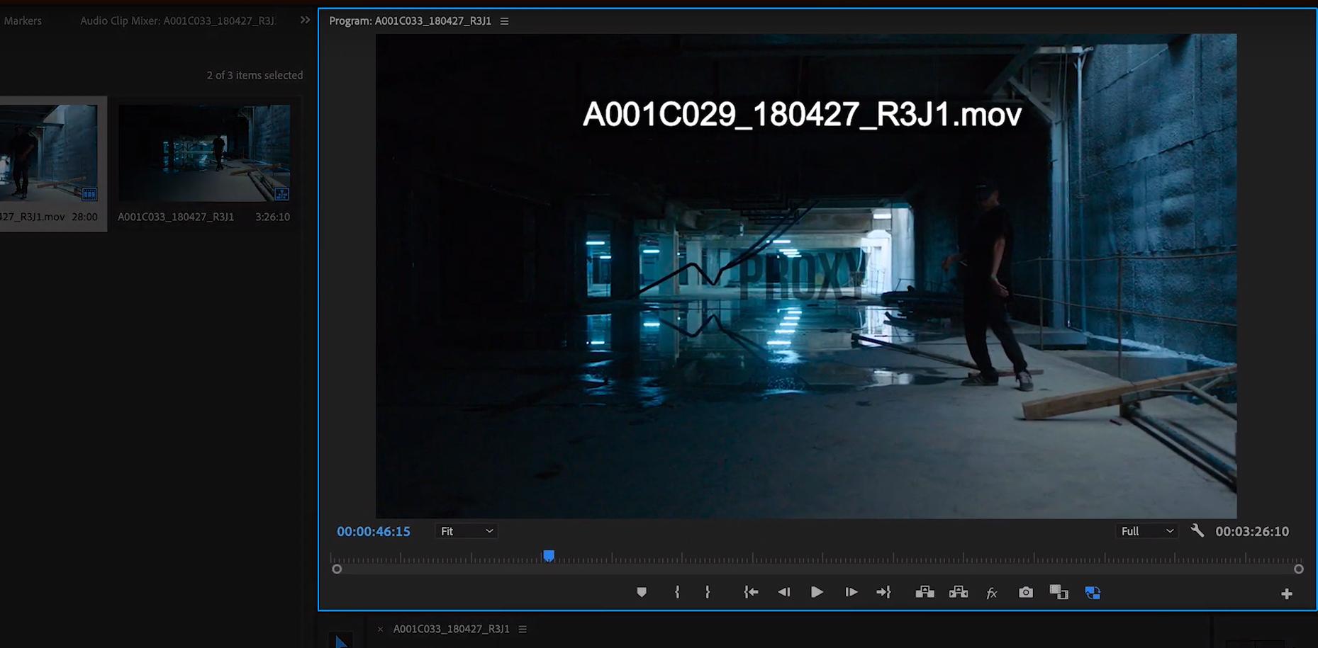 4k video editing proxy premiere pro