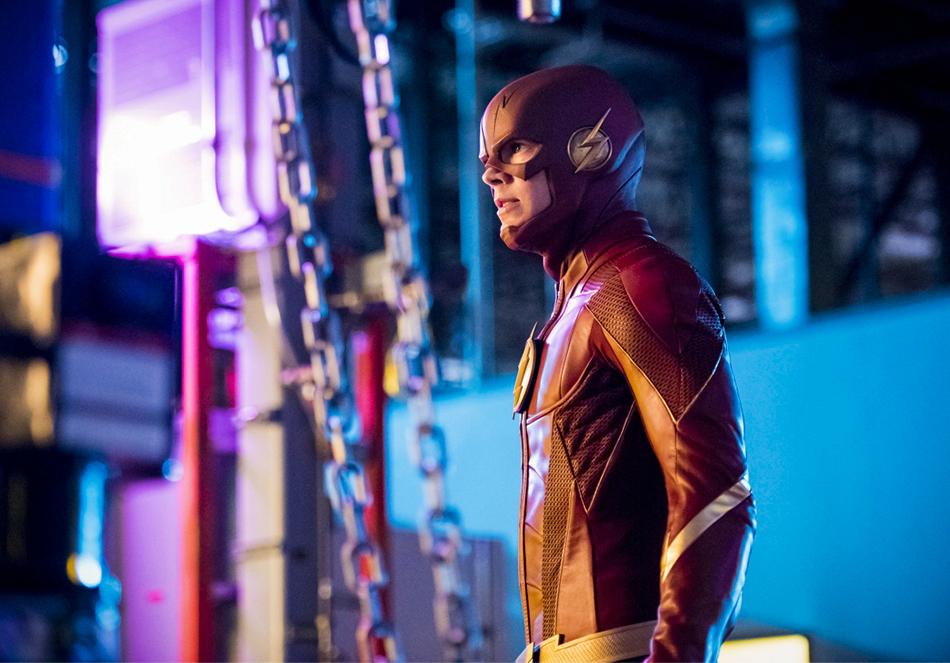 Flash-the-DC-studio's-character
