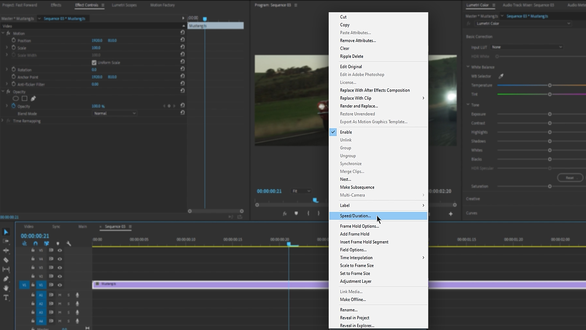 right-click-on-the-video-and-choose-Speed-and-Duration-or-use-the-shortcut-Command