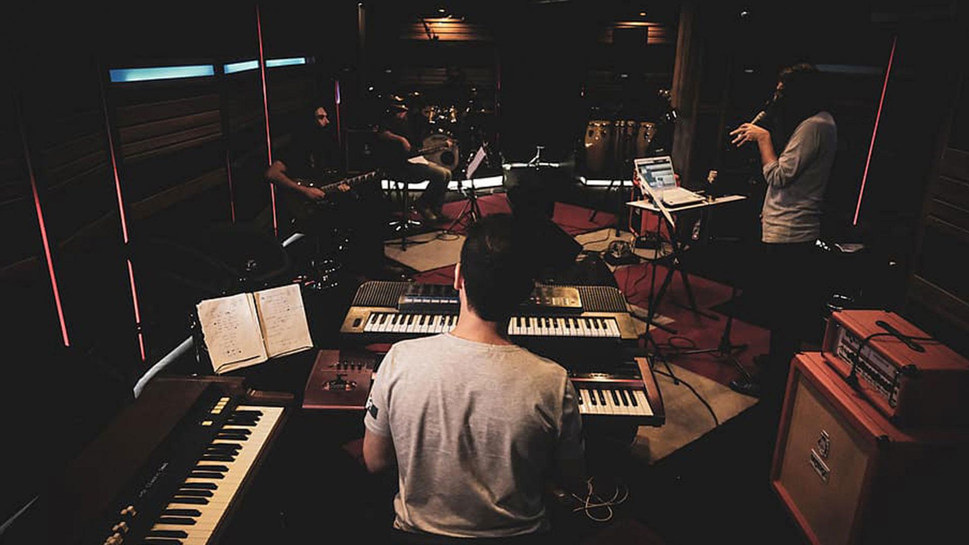 music-composing-process