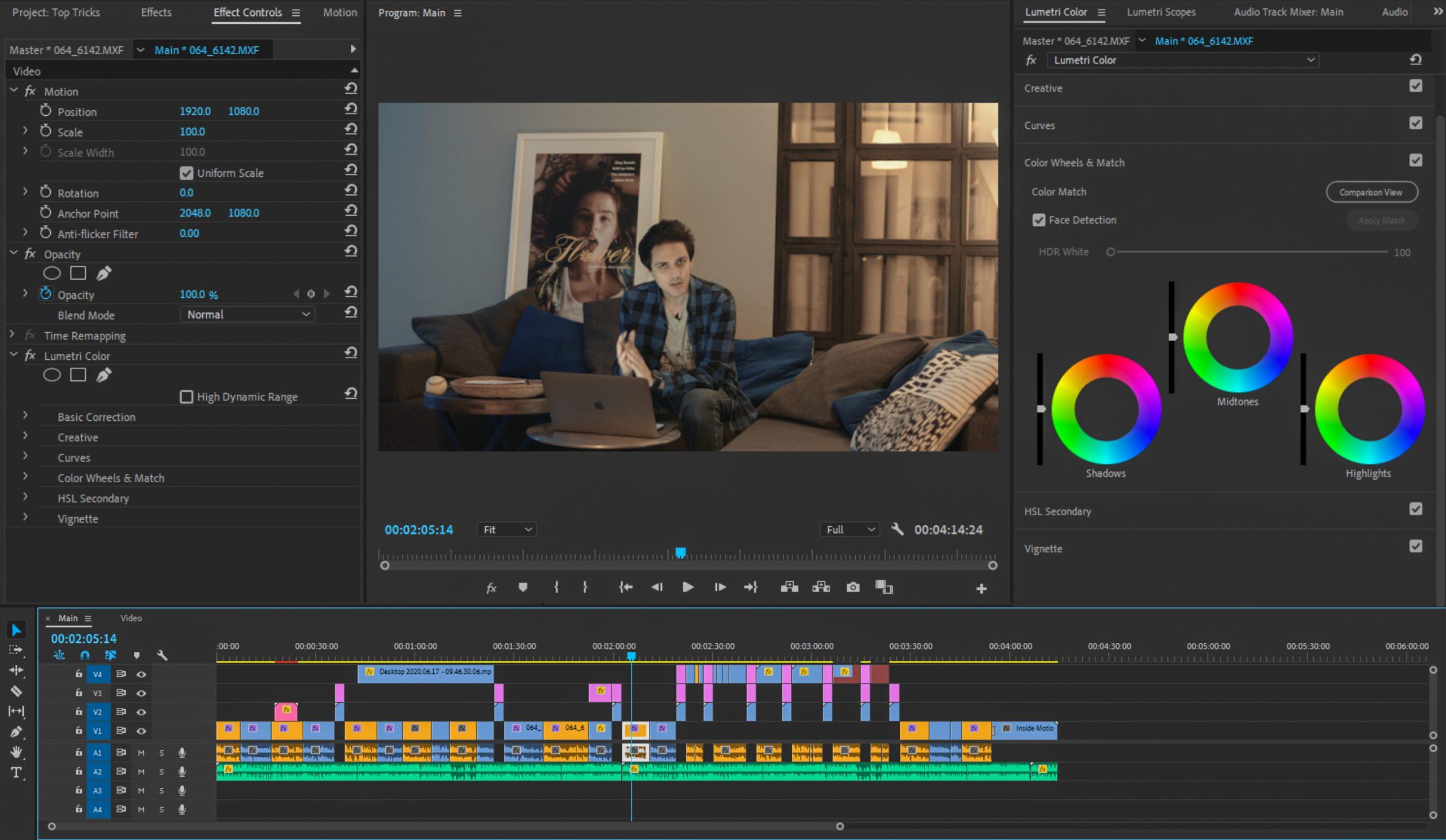 Adobe-Premiere-Pro-Workspace