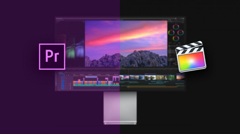 Adobe Premiere Pro vs Final Cut Pro X | How Do They Differ?
