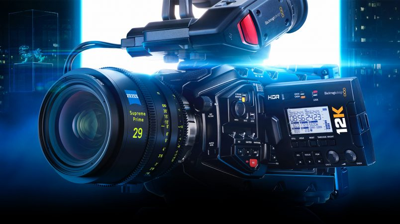 Blackmagic URSA Mini Pro 12K | Cinema Camera Review