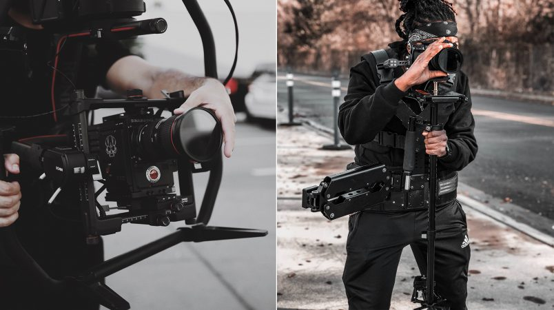 Steadicam vs Gimbal | Stabilizing Handheld Camera Movement