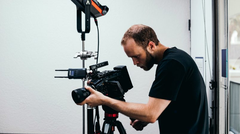 Different Types Of Camera Movement In Filmmaking