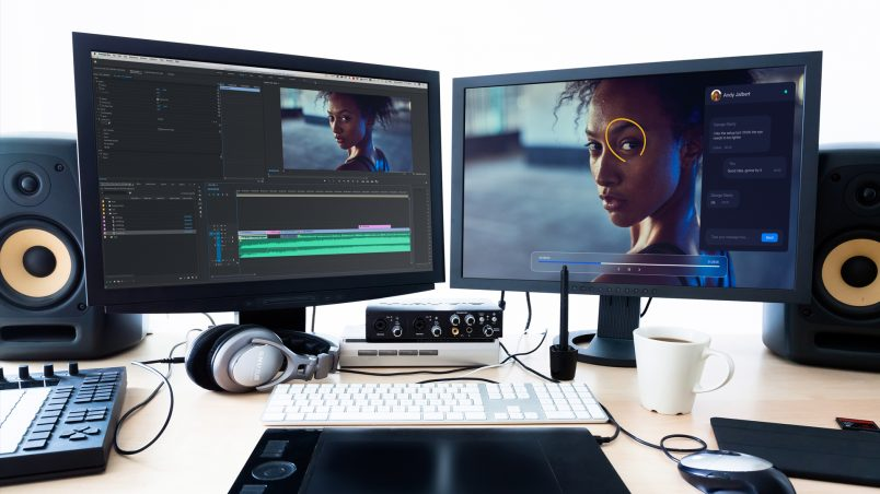 Advanced Post-Production And Modern Advertising